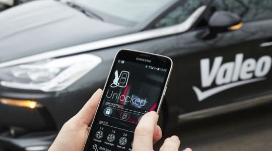 Automobile : le smartphone bientôt transformé en clef virtuelle