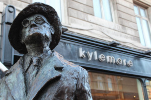 statue-james-joyce-dublin