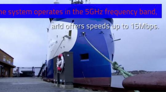 La Norvège déploie un réseau sans fil en mer pour faire face aux marées noires