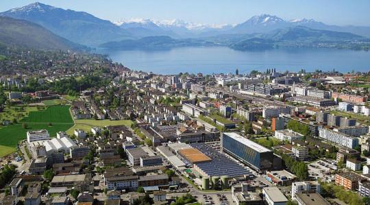 Zoug, la bourgade suisse devenue capitale de la Crypto Valley