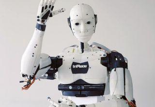 Tête de Robot humanoïde : InMoov